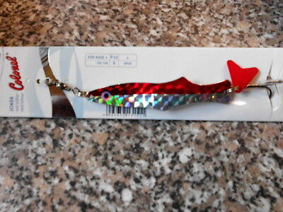 Balzer Colonel Zocker 10g silber Silver Chrom Barsch Zander Perch NEW