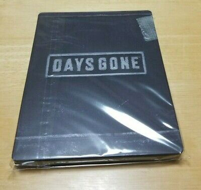 DAYS GONE Steel Book Geo limited PlayStation 4  Japanese version Free shipping