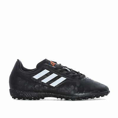 newest 935f0 1f34d Junior Boys adidas Conquisto Ii Turf Shoes In Black- Built For Quickness In  Your