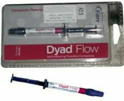 Kerr Dyad Flow self Adhering Flowable Composite & Pit and Fissure Sealant Dental