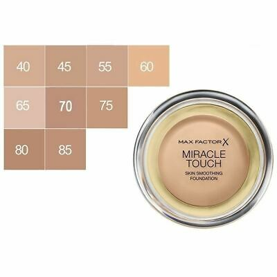 *Max Factor Miracle Touch Skin Smoothing Foundation - 75 Golden*