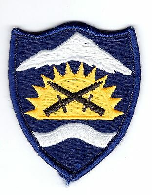 Vintage Oregon Army National Guard Patch Insignia OR