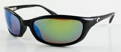 59f888ff9 Costa Del Mar Harpoon Hr-11-Gmglp 400 Glass Black Frame Green Mirror Lenses