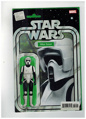 STAR WARS #59  1st Printing - Action Figure Variant Cover   / 2019 Marvel Comics