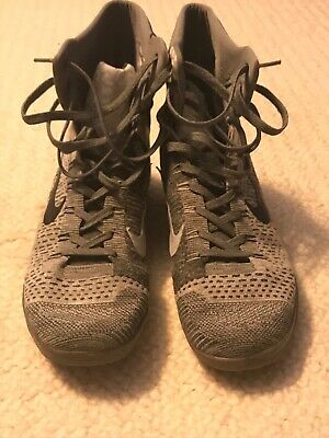 detailed look 1d7af 9fc2a NIKE KOBE IX High KRM EXT QS - Black Mamba - Size 9.5 ...