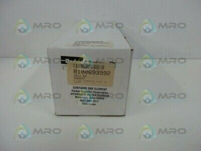 Parker 926837Q Hydraulic Filter * New In Box *