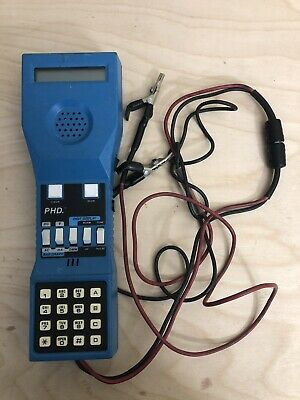 Ziad PHD telephone Line Multi Function w/meter fucnction butt test set