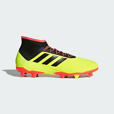 a001aaf4d3eb ADIDAS PREDATOR 18.2 FG Firm Ground Soccer Cleats Men's Size 12 ...