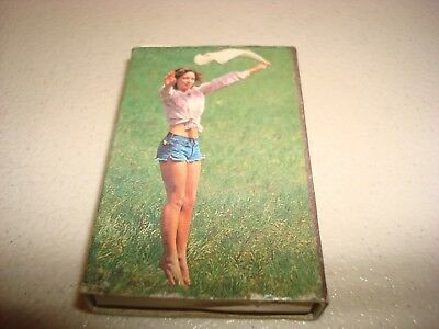 Rare Vintage Match Box Foreign Matches Watanabe Pharmacy Japan Original!
