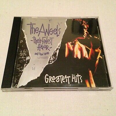 The Angels - Their Finest Hour - Greatest Hits - CD