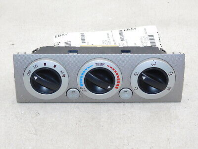 05 06 07 08 Tacoma SR5 OEM  AC HEATER AIR TEMPERATURE CLIMATE Control 2005 2008