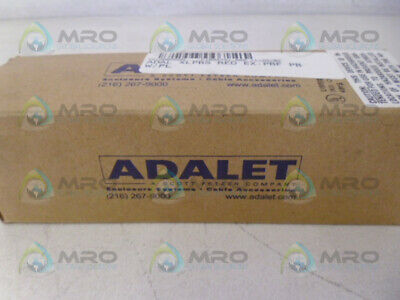 Adalet Xlprs N4 Explosion Proof Pilot Light Push Button *New In Box*
