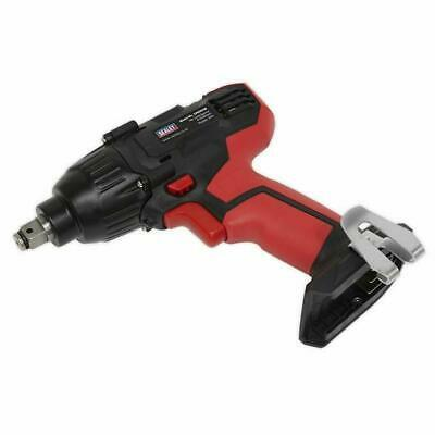 Cordless Impact Wrench 20V 1/2 Sq Drive 230Nm Body Only Sealey CP20VIW