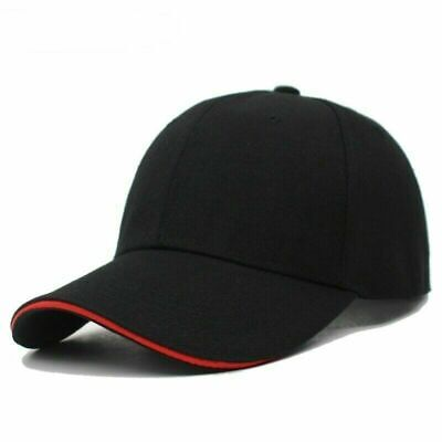 AKIZON Women Baseball Caps For Men Brand Snapback Plain Solid Color Gorras NEW