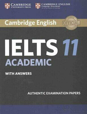 IELTS Practice Tests: Cambridge IELTS 11 Academic Student's Boo... 9781316503850