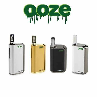 AUTHENTIC OOZE DUPLEX Dual Extract Kit | 510 | 1000mAh