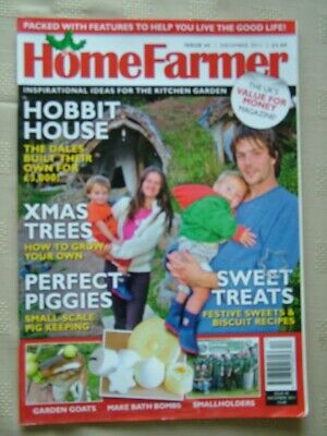 Home Farmer /  Dec 2011 / Perfect Piglets