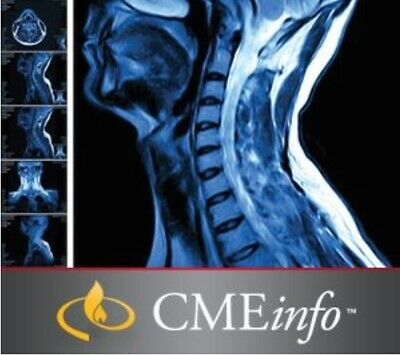 Neuro and Musculoskeletal Imaging 2019