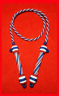 Thai Amulet Necklace Rope Wax Handmade Pendent 4 Hook Size 28 Inch