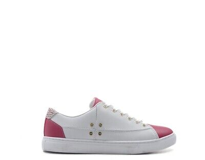 cheap for discount 2a76c 8bd1b SCARPE BORBONESE DONNA Sneakers Trendy BIANCO Pelle naturale 6DQ900G91-S93