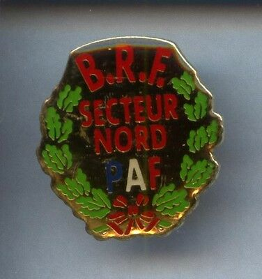 Rare Pins Pin's .. Police Nat.  Brf Nord Est Paf   ~3A