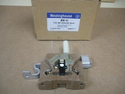 Westinghouse MW Overload Relay Heaters #BF16