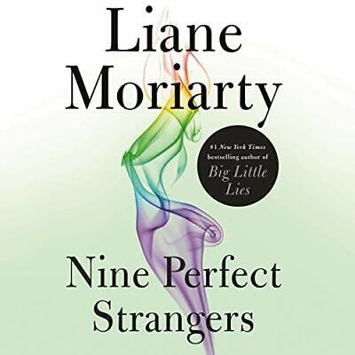 Nine Perfect Strangers  - AudioBook