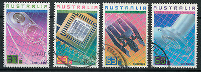 Australia 1987 Achievements in Technology set used *COMBINED SHIPPING*