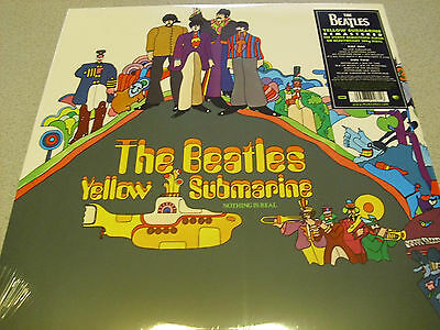 The Beatles - Yellow Submarine - LP 180g Vinyl /// Neu & OVP /// REMASTERED