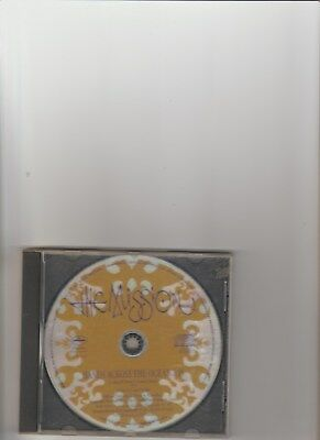 Mission- Hands across The Ocean US promo cd single.