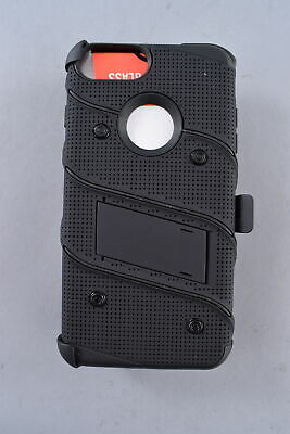 Zizo Bolt Cover Cell Phone Case For iPhone 7 Plus Black