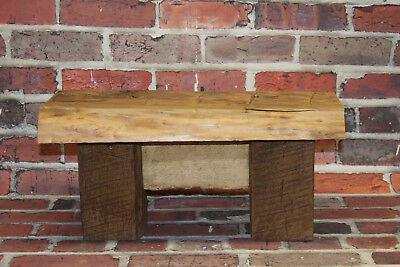 Groovy Handmade Reclaimed Wood Bench Table 800 00 Picclick Ibusinesslaw Wood Chair Design Ideas Ibusinesslaworg