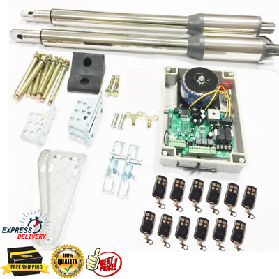 NEW Linear Actuator Automatic Swing Gate Opener 220V-300KG Engine Motor System