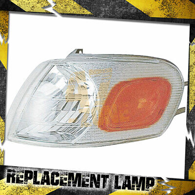 TYC 18-1501-00 Nissan Front Driver Side Replacement Side Marker Lamp