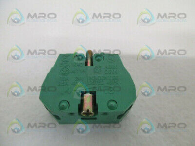 Automation Direct Ecx1040 Contact Block * Used *