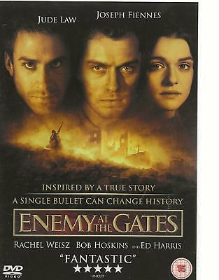 Dvd - Enemy At The Gates - Stalingrad / Ed Harris  - English
