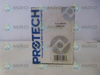 Protech Sp8311E Fuse Block *New In Box*
