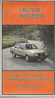 Ordnance Survey 1/2 inch Map No 14 GALWAY BAY - 1980s