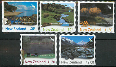New Zealand NZ 2003 Waterways set MNH unmounted mint *COMBINED SHIPPING*