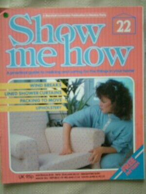 Show Me How / #22 / Upholstery