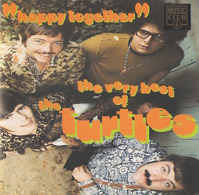 Happy Together - The Very Best Of The Turtles - Cd