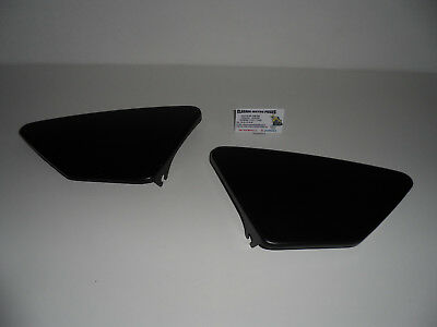 Dt175Mx 1977/1978  Side Covers Compatible Right And Left Color Black