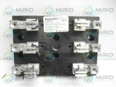 Ferraz Shawmut 61038J Fuse Holder *Used*