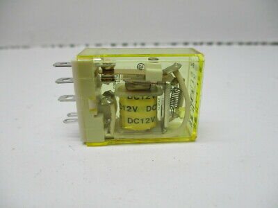 Idec Rhib-U Relay Dc12V * New No Box *