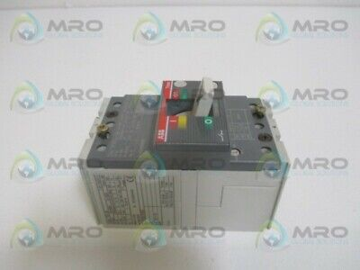 Abb T1B160 Circuit Breaker 16A *Used*