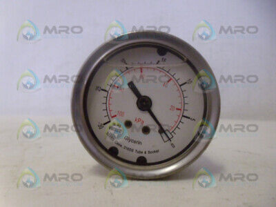 Wika 316Ss Pressure Guage (As Pictured) *New No Box*