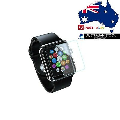 Apple Watch 38mm 9H Tempered Glass Screen Protector for Series Apple Watch 1/2/3