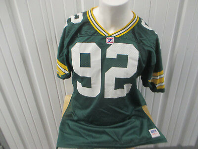 san francisco 2f010 a82cd NFL GREEN BAY Packers No.92 Reggie White Autographed Jersey ...