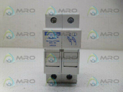 Ferraz Shawmut Uscc2 Fuse Holder *New No Box*