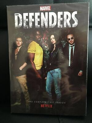 The Defenders Season 1 one (2-Disc DVD) Marvels Box Set, US Seller - Brand New